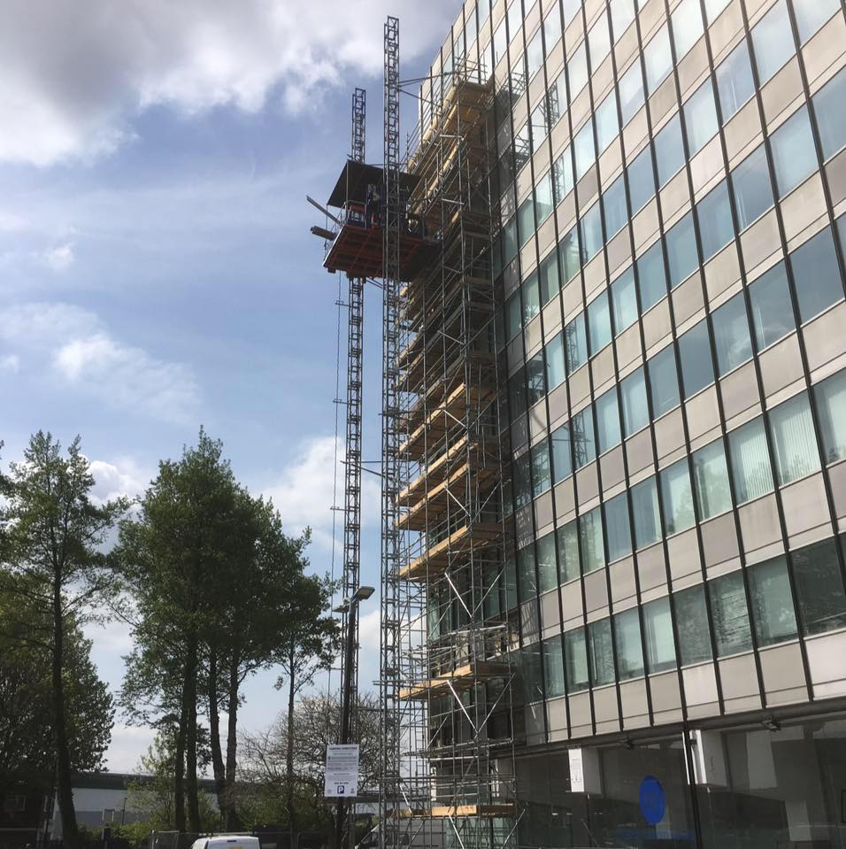 Commercial Scaffolders Uxbridge - ATC Scaffolding - Based in Uxbridge, London