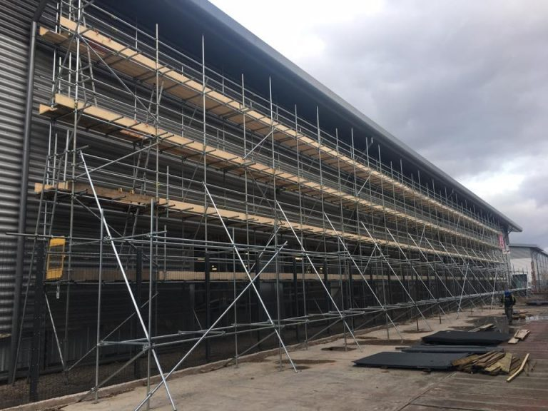 Commercial Scaffolders Uxbridge - ATC Scaffolding - Based in Uxbridge, London
