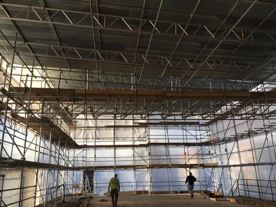 Scaffolders Uxbridge - ATC Scaffolding - Based in Uxbridge, London